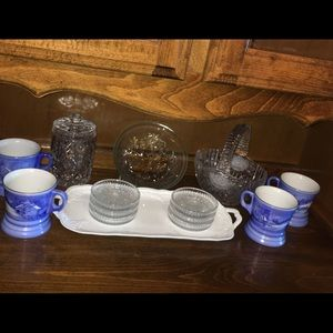 Crystal & Ceramic Houseware Collection